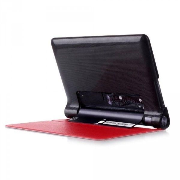 Чехол-книжка BeCover Smart Case для Lenovo Yoga Tablet 3 10 X50 Red - 3