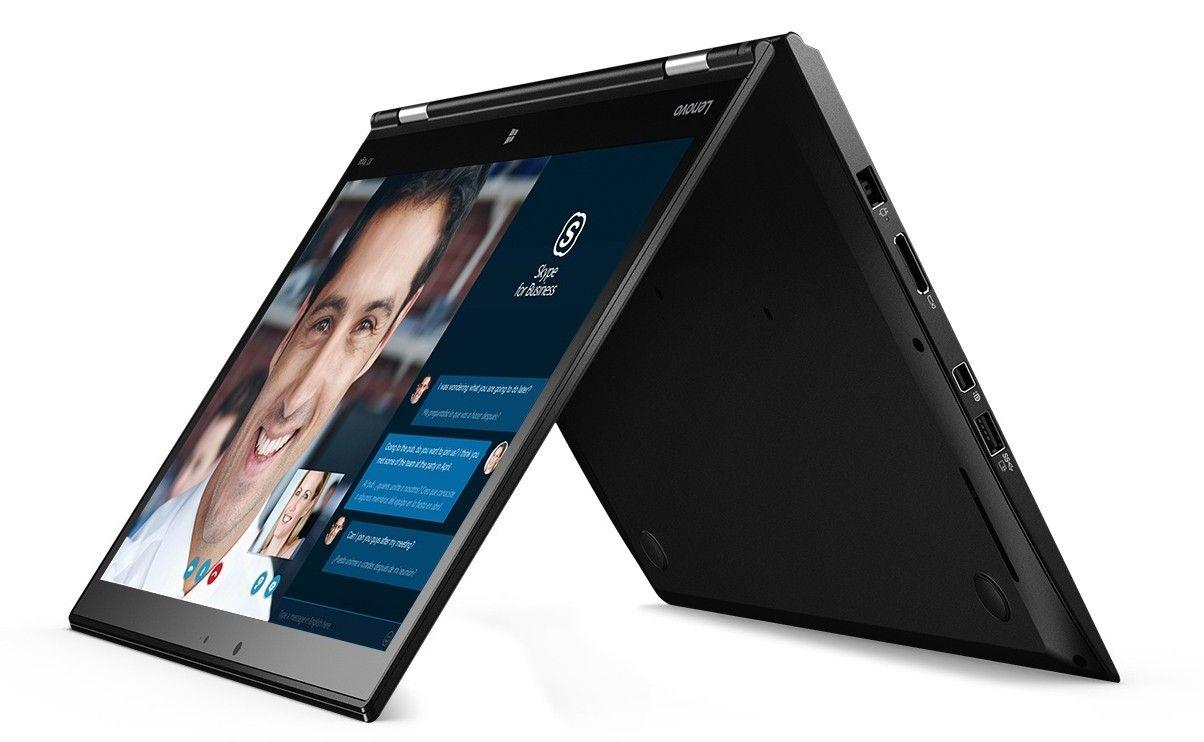 Ноутбук LENOVO ThinkPad Yoga X1 (20FQS02L00) - 4