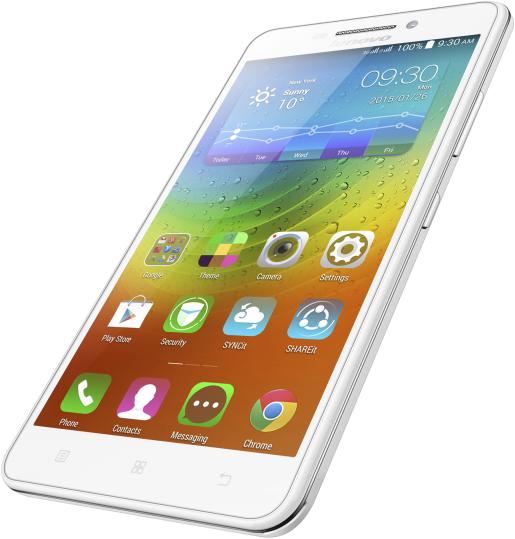 Мобильный телефон Lenovo A5000 White - 2
