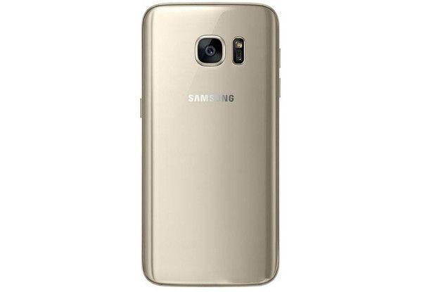 Мобильный телефон Samsung Galaxy S7 Duos G930 (SM-G930FZDUSEK) Gold  - 1