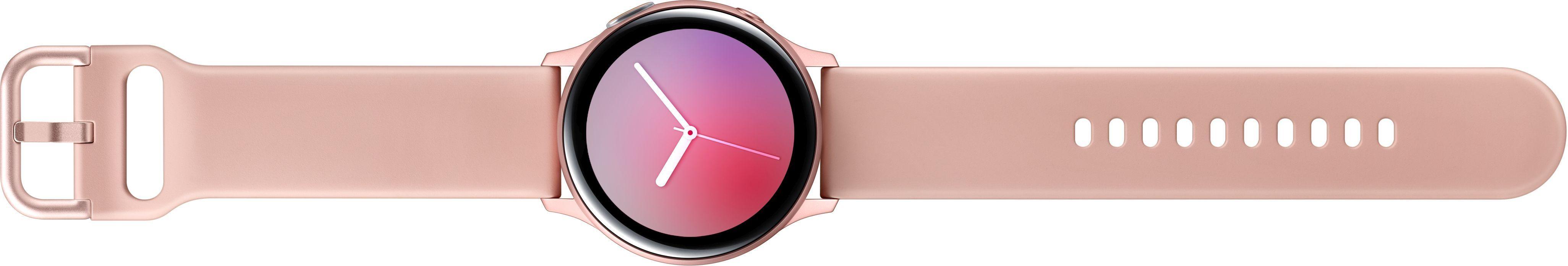 Смарт часы Samsung Galaxy Watch Active 2 40mm Aluminium (SM-R830NZDASEK) Gold от Територія твоєї техніки - 2
