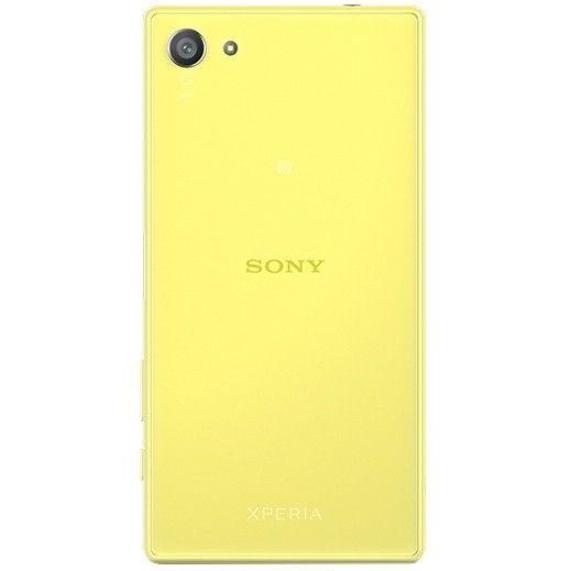 Мобильный телефон Sony Xperia Z5 Compact E5823 Yellow - 1
