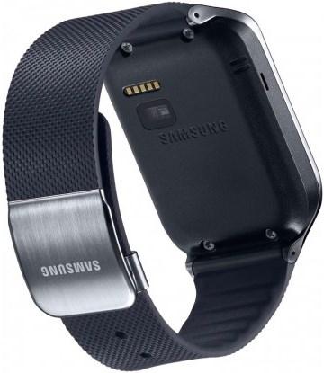 Смарт часы Samsung Gear2 SM-R3800 titan silver - 2