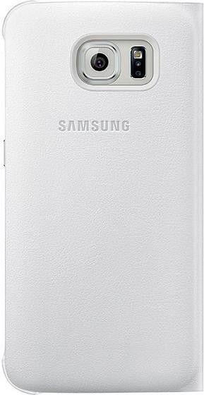Чехол Samsung Zero для Samsung Galaxy S6 White (EF-WG920PWEGRU) - 2