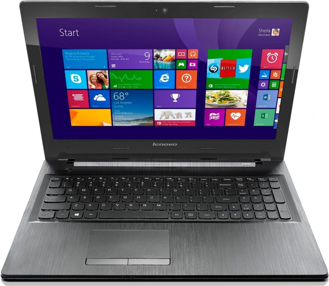 Ноутбук Lenovo G50-80 (80E501JKUA) - 4