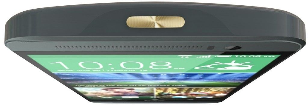 Мобильный телефон HTC One E8 Dual Sim Grey - 3