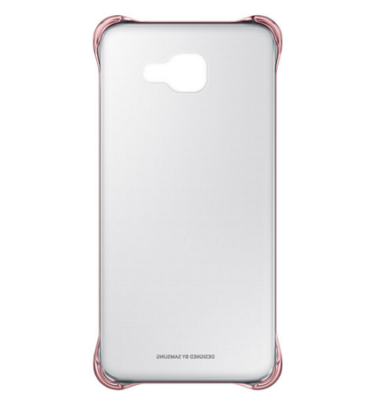 Чехол Samsung A710 EF-QA710CZEGRU Pink Gold - 1