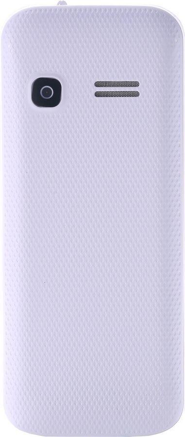 Мобильный телефон Nomi i240 White - 3