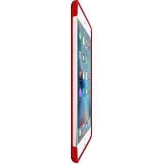 Силиконовый чехол Apple Silicone Case для  iPad mini 4 (MKLN2ZM/A) Red - 3