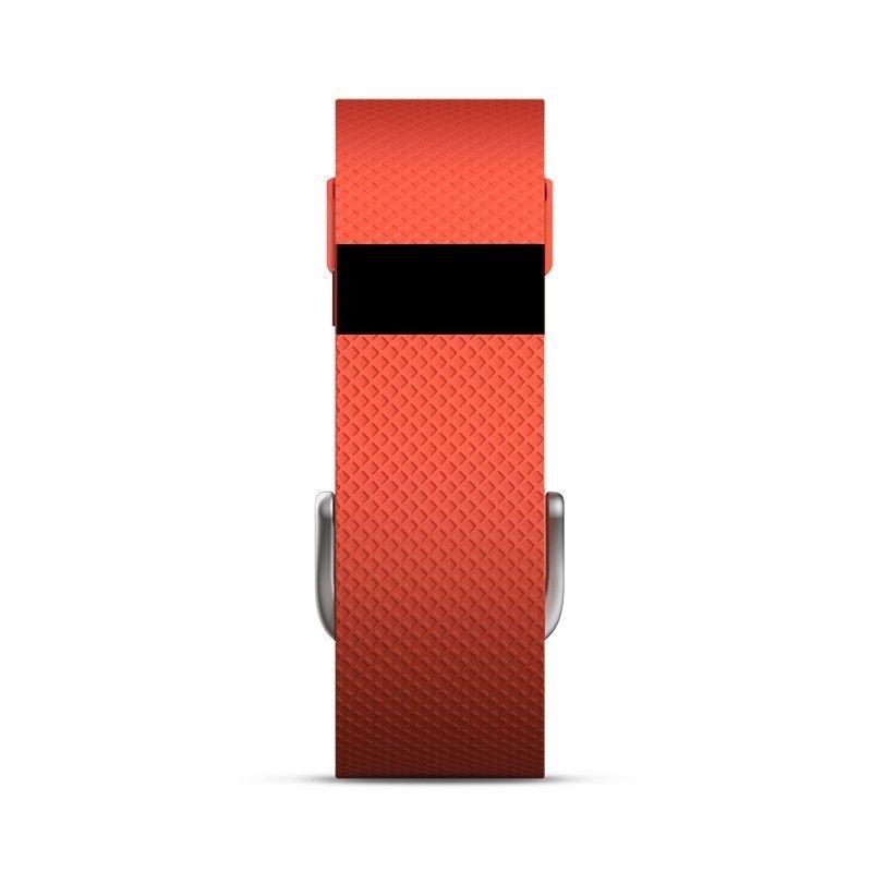 Фитнес-трекер Fitbit Charge HR Large Tangerine - 1