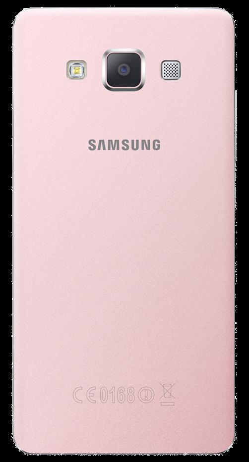 Мобильный телефон Samsung Galaxy A5 Duos SM-A500H Pink - 1