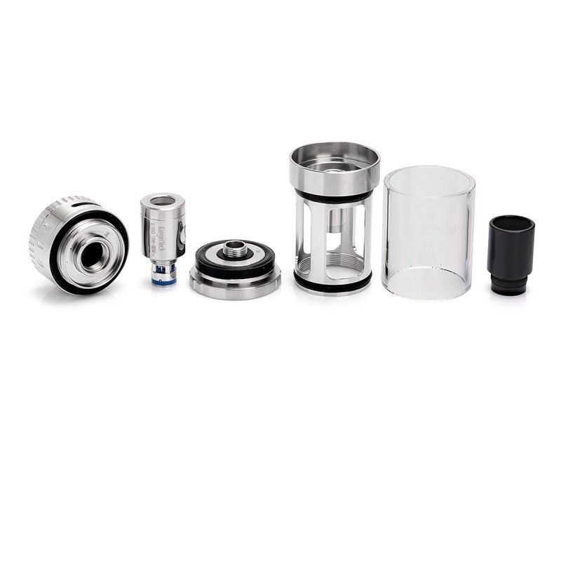 Стартовый набор Kangertech Subvod Mega TC Kit Silver (KRSMTCKSL) - 5