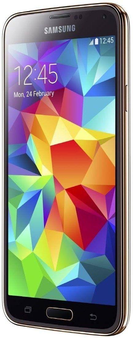 Мобильный телефон Samsung G900H Galaxy S5 (SM-G900HZDASEK) Copper Gold - 4