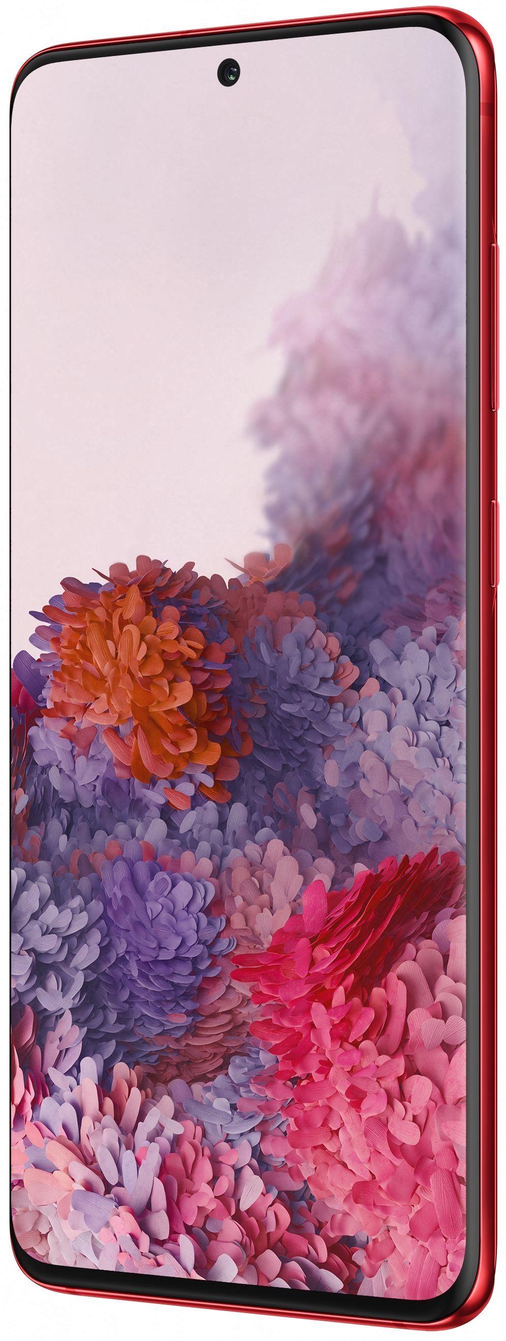 Смартфон Samsung Galaxy S20 (SM-G980FZRDSEK) Red от Територія твоєї техніки - 2