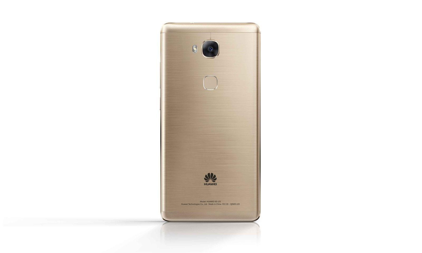 Мобильный телефон Huawei GR5 Dual Sim Gold - 1