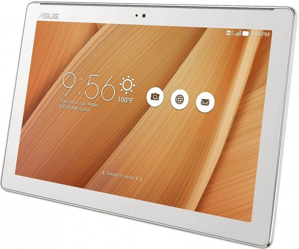 Планшет Asus ZenPad 10 16GB White (Z300C-1B078A) - 1