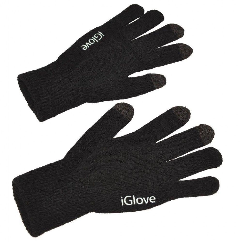 Перчатки для сенсорных экранов iGlove Черные - 2