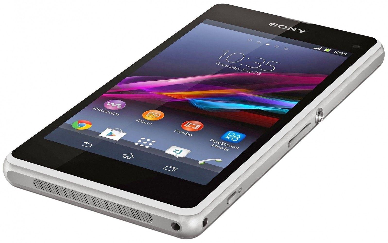 Мобильный телефон Sony D5503 Xperia Z1 Compact White - 1
