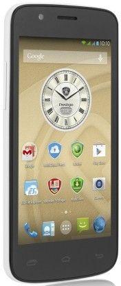 Мобильный телефон Prestigio MultiPhone 5453 Duo White - 4