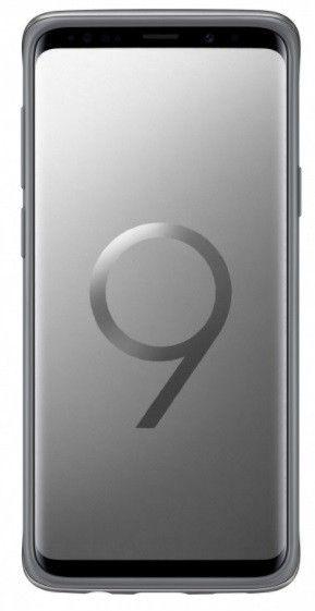 Накладка Samsung Protective Stadning Cover S9 Plus Silver (EF-RG965CSEGRU) от Територія твоєї техніки - 5
