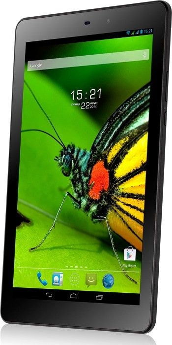 Планшет Fly Flylife Connect 10.1 3G 2 Black - 3