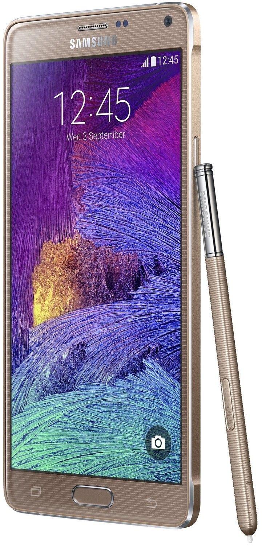 Мобильный телефон Samsung Galaxy Note 4 N910H Gold - 4