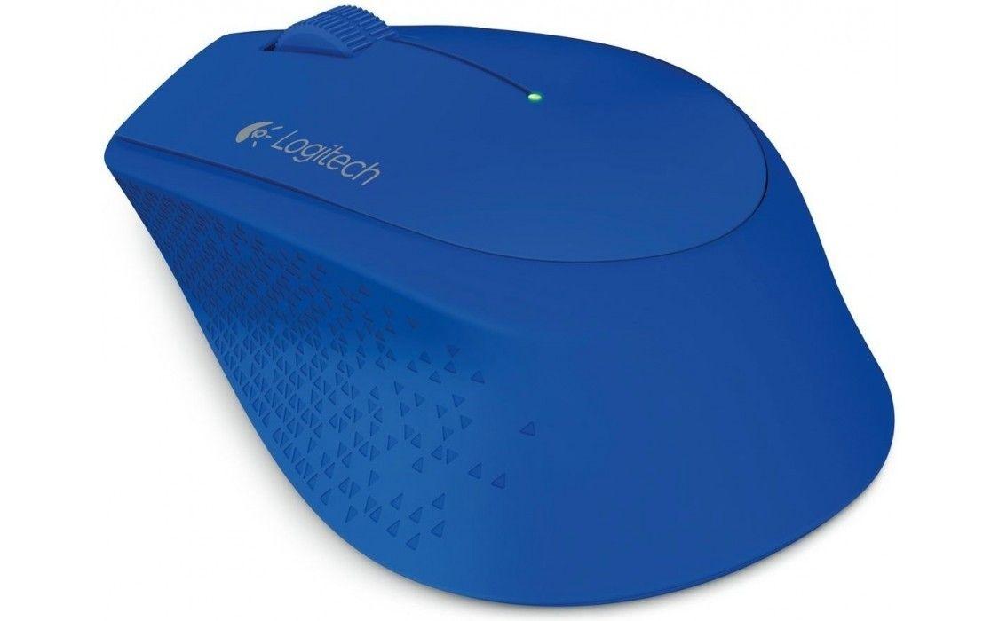 Мышь Logitech M280 Wireless Blue (910-004290) от Територія твоєї техніки - 2