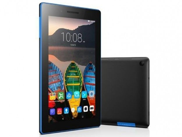 Планшет Lenovo Tab 3 TB3-710F 8GB Black (ZA0R0006UA) - 1