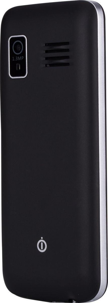 Мобильный телефон Nomi i300 Black - 4