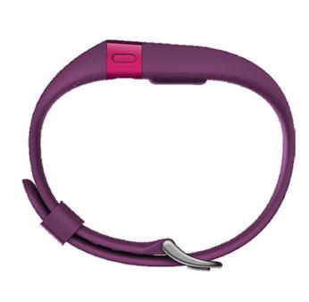 Фитнес-трекер Fitbit Charge HR Small Plum (FBHRPLS) - 2