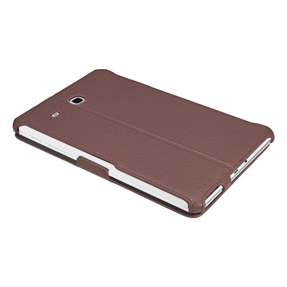 Обложка AIRON Premium для Samsung Galaxy Tab E 9.6 Brown - 5