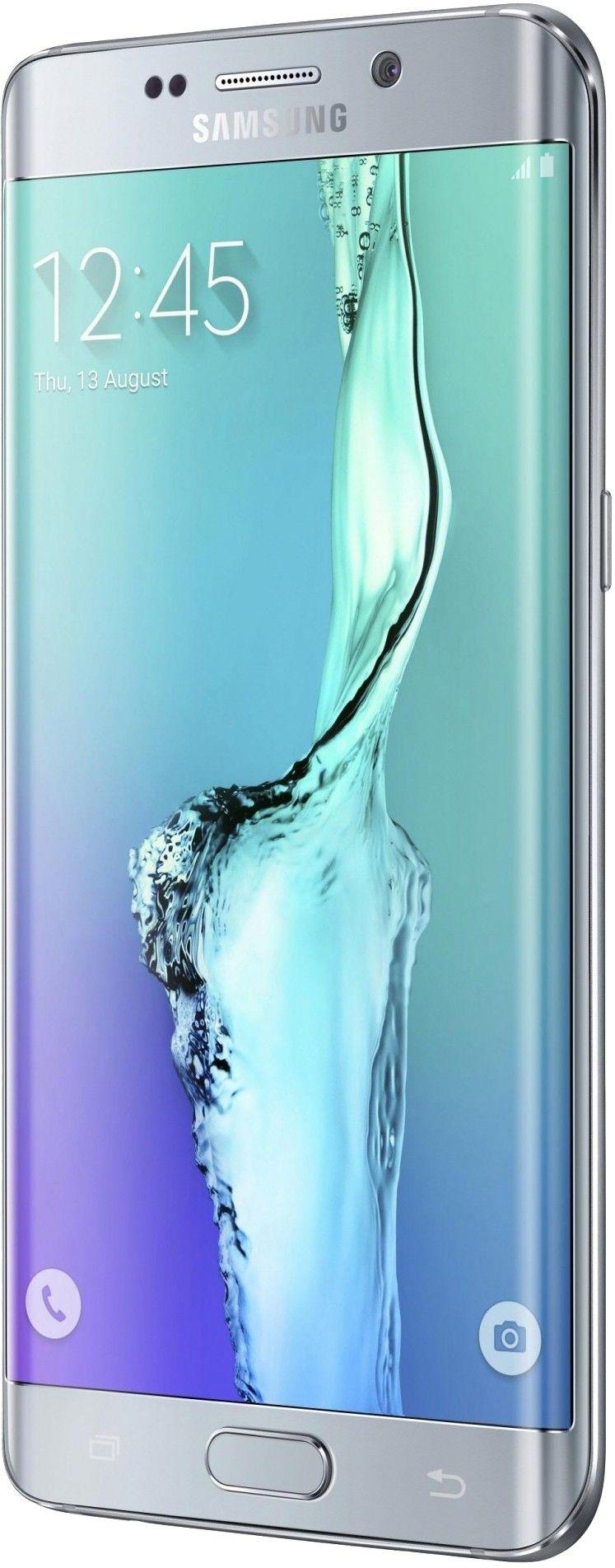 Мобильный телефон Samsung Galaxy S6 Edge+ 64GB G928 Silver - 3