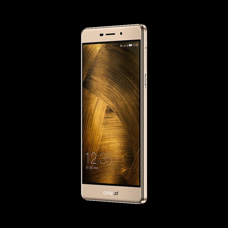 Мобильный телефон Coolpad Modena 2 Gold - 2