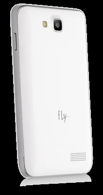 Мобильный телефон Fly IQ436i Era Nano 9 White - 1