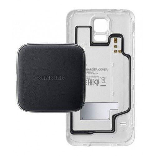 Комплект для беспроводной зарядки для Galaxy S5 (EP-WG900IWRGRU) - 1