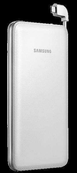 Портативная батарея Samsung EB-PG900BWEGRU White - 2