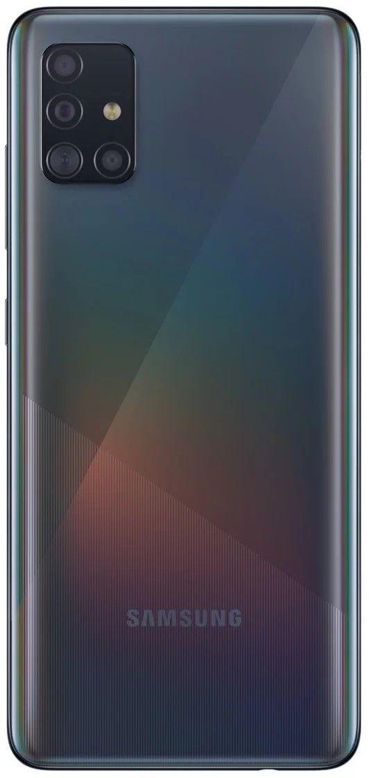 Смартфон Samsung Galaxy A51 A515 6/128 (SM-A515FZKWSEK) Black от Територія твоєї техніки - 2