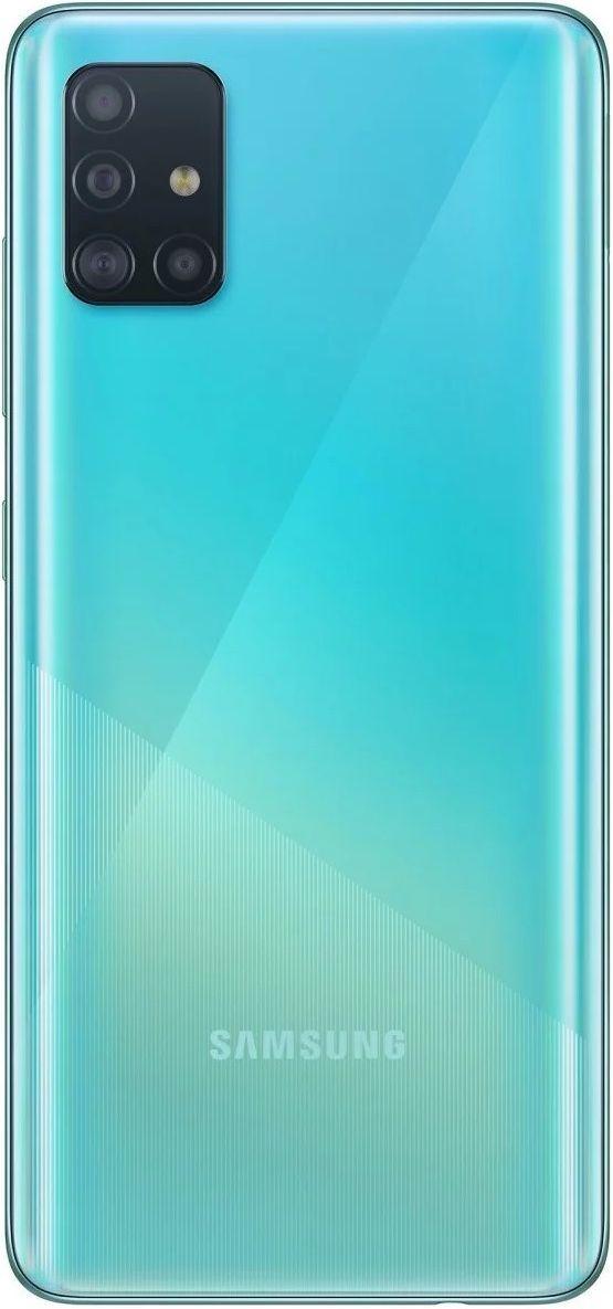 Смартфон Samsung Galaxy A51 A515 6/128 (SM-A515FZBWSEK) Blue