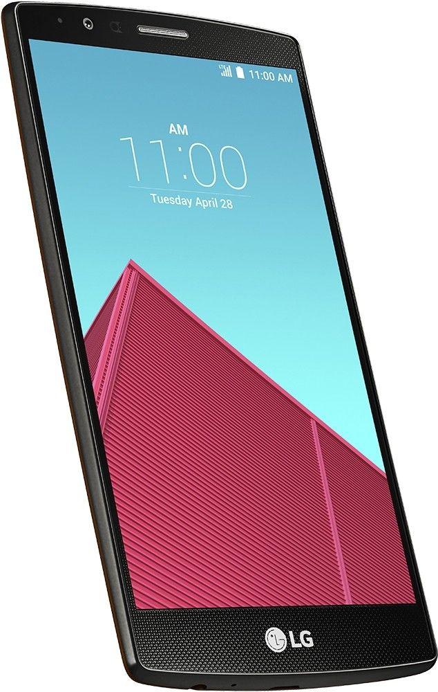 Мобильный телефон LG H818 G4 Leather Brown - 6