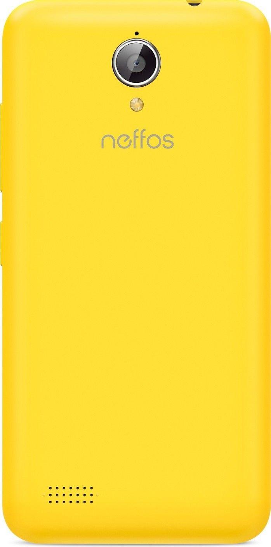 Мобильный телефон TP-LINK Neffos Y5L (TP801A31UA) Sunny Yellow - 3