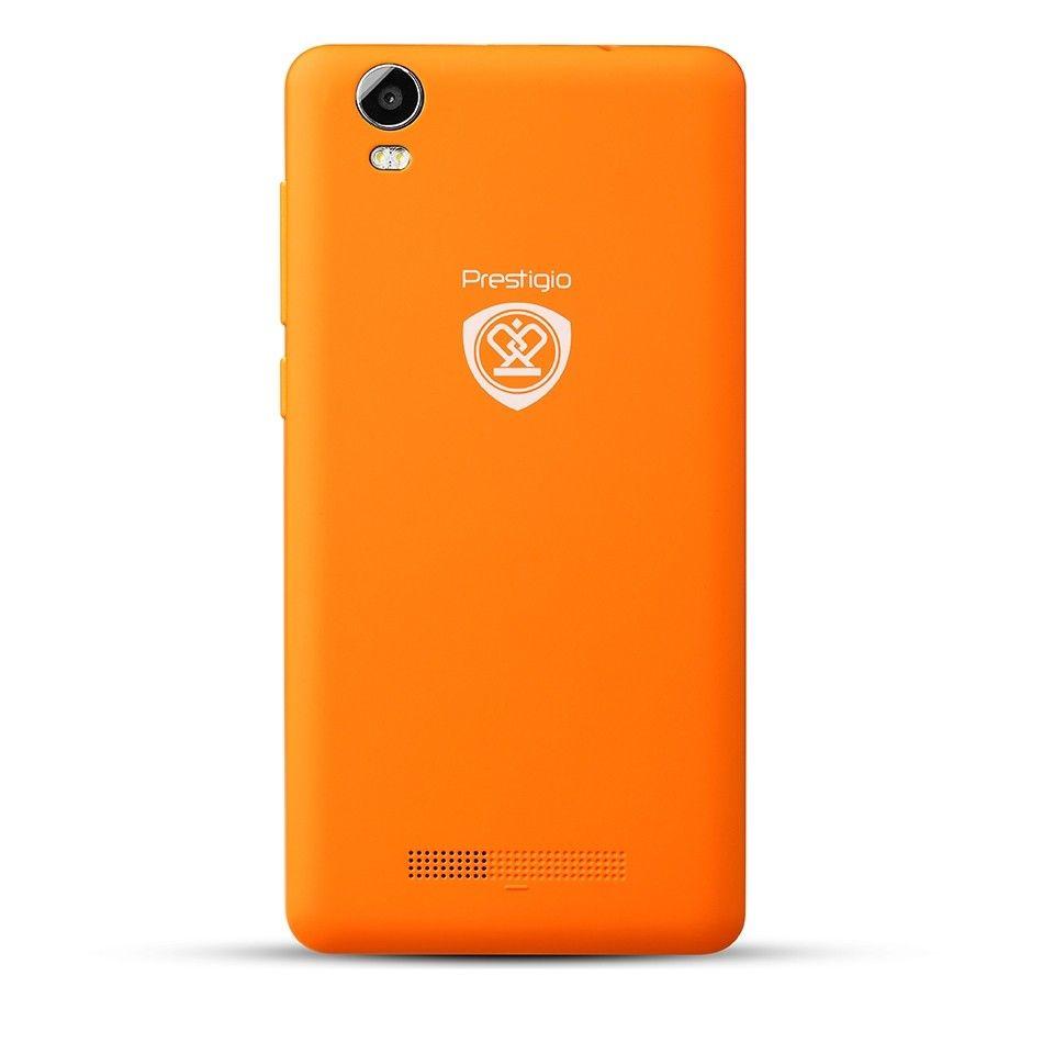 Мобильный телефон Prestigio Wize P3 3508 DUO Orange - 1