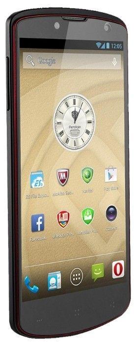 Мобильный телефон Prestigio MultiPhone 7500 16GB Black - 2