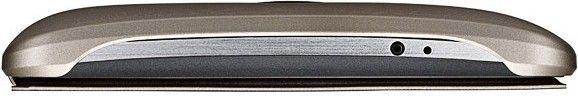 Чехол LG QuickWindow для LG G3 D855 Gold (CCF-345G.AGEUGD) - 1