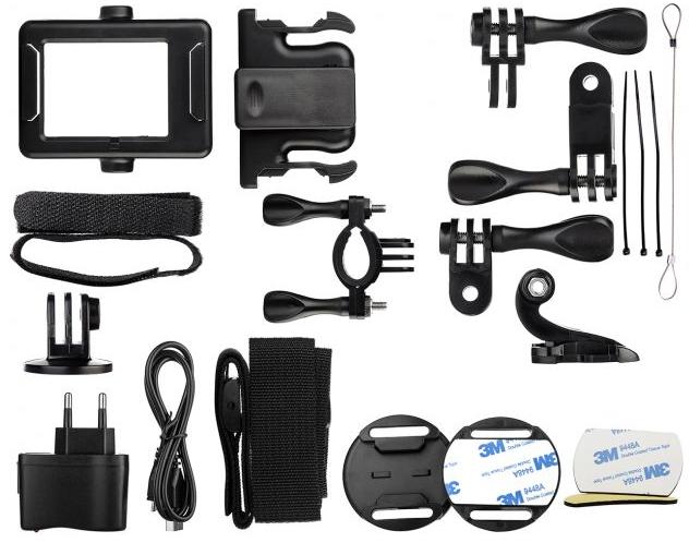 Экшн-камера Sigma X-sport C19 Black - 4