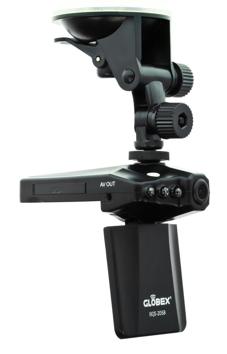 Видеорегистратор Globex HQS-205B - 1