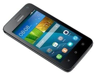 Мобильный телефон Huawei Ascend Y3c Black - 2