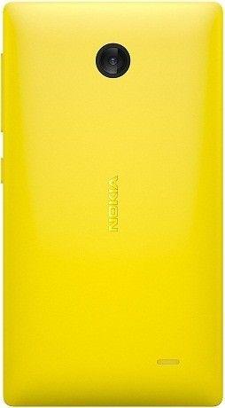 Мобильный телефон Nokia X Dual SIM Yellow - 2