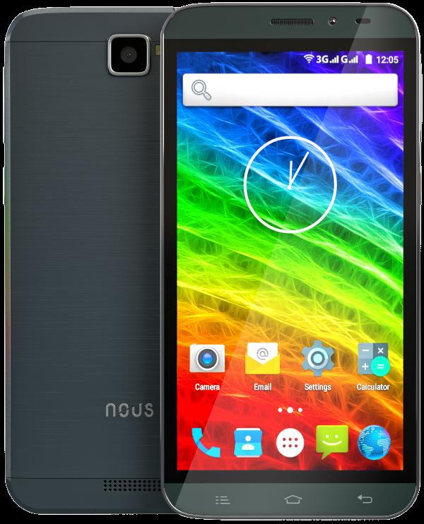 Мобильный телефон Nous NS 5001 Grey - 3