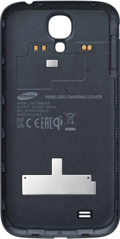 Беспроводное зарядное устройство Samsung Galaxy S4 I9500 (EP-WI950EBEGWW) Black - 2