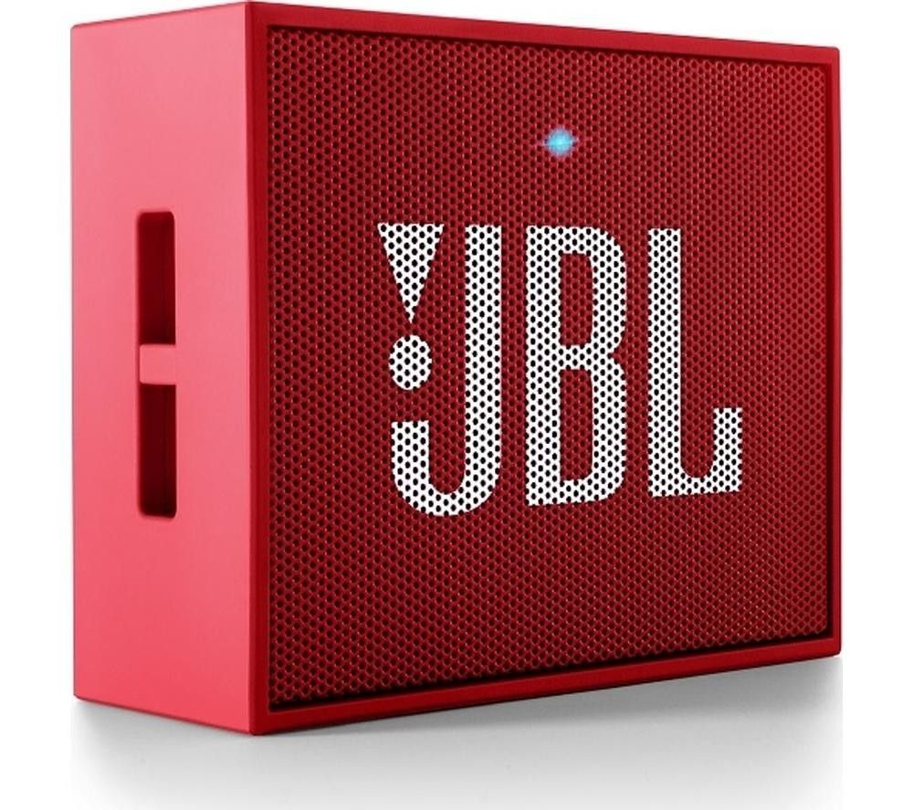 Портативная акустика JBL GO Red - 1